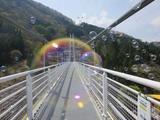 上野スカイブリッジのシャボン玉